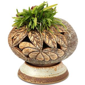 소엽풍란 도자기(원예용)